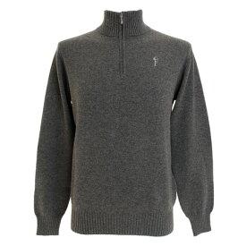 フィドラ(FIDRA) ゴルフ セーター メンズ メンズ カシミヤセーター FV5GTJ01 GRY FV5GTJ01 GRY (メンズ)