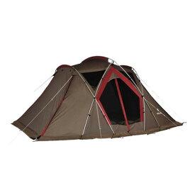 スノーピーク(snow peak) テント 4人用 リビングシェル TP-623R ファミリー (メンズ、レディース)