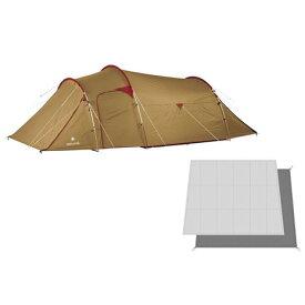 【3月5日24h限定!エントリーでP10倍〜】スノーピーク(snow peak) 送料無料(対象外地域有)テント キャンプ用品 ヴォールトマットシートスターターセット SDE-080S (メンズ、レディース)