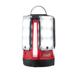 コールマン(Coleman) ランタン LED クアッド マルチパネルランタン 2000031270 送料無料(対象外地域有) 防災 明るい キャンプ アウトドア (メンズ、レディース)
