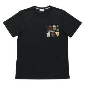 コロンビア(Columbia) 半袖Tシャツ ポーラーパイオニア ショートスリーブ クルー PM1867 011 (メンズ)