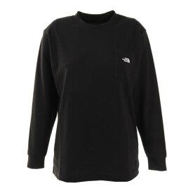 ノースフェイス(THE NORTH FACE) ロンt 長袖Tシャツ NT62003X K (レディース)