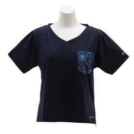 コロンビア(Columbia) YELLOW BLUFF 半袖Tシャツ PL3215 464 (レディース)
