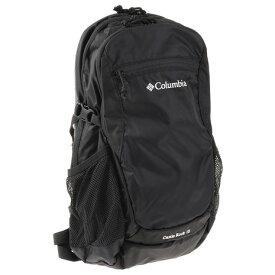 コロンビア(Columbia) リュック バッグ キャッスルロック15Lバックパック PU8387 010 (メンズ、レディース)