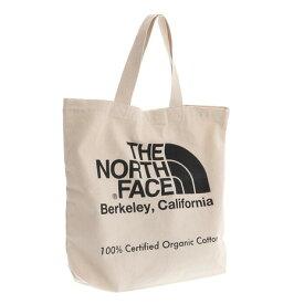ノースフェイス(THE NORTH FACE) TNF オーガニックコットントート NM81971 K (メンズ、レディース)