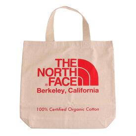 ノースフェイス(THE NORTH FACE) TNF オーガニックコットントート NM81971 TR (メンズ、レディース)