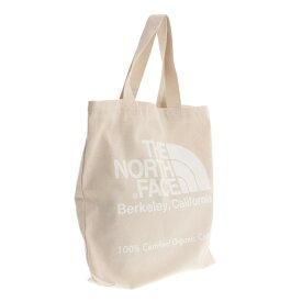 ノースフェイス(THE NORTH FACE) TNF オーガニックコットントート NM81971 W (メンズ、レディース)