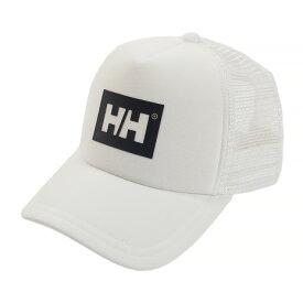 【クーポンあり!】ヘリーハンセン(HELLY HANSEN) HH ロゴメッシュキャップ HC91906 W (Men's)