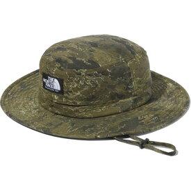 ノースフェイス(THE NORTH FACE) 帽子 トレッキング 登山 ノベルティホライズンハット NN01708 CC (メンズ、レディース)