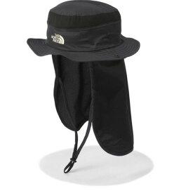 ノースフェイス(THE NORTH FACE) 帽子 トレッキング 登山 サンシールドハット NN02103 K (メンズ、レディース)
