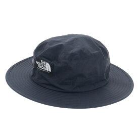 ノースフェイス(THE NORTH FACE) 帽子 防水 トレッキング 登山 キャップ ウォータープルーフホライズンハット NN01909 K (メンズ)