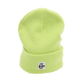 チャムス(CHUMS) 【多少の傷汚れありの為大奉仕】帽子 ニットキャップ CH05-1132 Neon Yellow (メンズ)