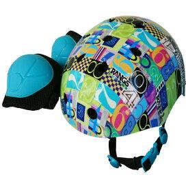 ラングス(RANGS) リップスティック エクストリームスポーツ キッズ スポーツヘルメット ナンバー (Jr)