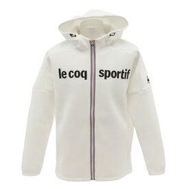 ルコック スポルティフ(Lecoq Sportif) ダブルラッセルジャケット QMMMJF60 WHT オンライン価格 (メンズ)