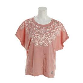 ロキシー(ROXY) 【オンライン限定特価】THINK FREE 半袖Tシャツ RST181517MHB0 (Lady's)