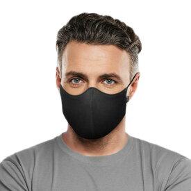 ブロック(BLOCH) 抗菌 防臭 マスク ソフトストレッチマスク ブラック A001A BLK (メンズ、レディース)