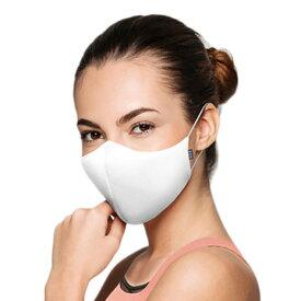 ブロック(BLOCH) 抗菌 防臭 マスク ソフトストレッチマスク ホワイト A001A WHT (メンズ、レディース)