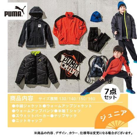 プーマ(PUMA) 2018年新春福袋 プーマ ジュニア FK18KA 01 (Jr)