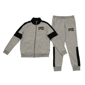 プーマ(PUMA) 【オンライン限定価格】Rebel Sweat スーツ 581095-03 GRY (メンズ)