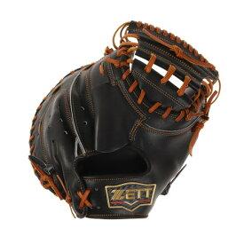 ゼット(ZETT) 硬式用グラブ 捕手用 野球グローブ 一般 プロステイタス 森タイプ BPROCM620K-1936 (メンズ)