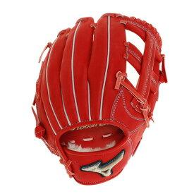 ミズノ(MIZUNO) 野球 軟式 グラブ グローバルエリート Hselection インフィニティ 内野手 1AJGR22323 70 付属品:B (Men's)
