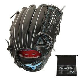 ミズノ(MIZUNO) 軟式用グラブ 内野手 野球グローブ 一般 グローバルエリート HSelection インフィニティ 1AJGR25323 09 (メンズ)