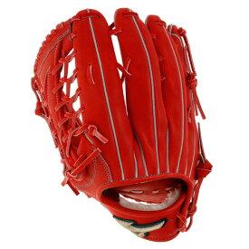ミズノ(MIZUNO) 野球 軟式 グラブ グローバルエリート HSelection インフィニティ 外野手用 1AJGR22307 70H 収納袋付 (メンズ)