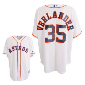 MJ・MLB ジャスティン・バーランダー ヒューストン・アストロズ レプリカユニフォーム 7700-HUSH-HU7-35 (Men's)
