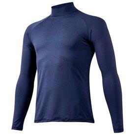 ミズノ(MIZUNO) ゼロプラス ハイネック長袖シャツ 12JA5P1114 (メンズ)