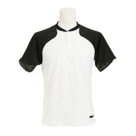 MAJESTIC Authentic Tech 2 ボタン トレーニング 半袖Tシャツ XM01-WHT1-MAJ-0006 (Men's)