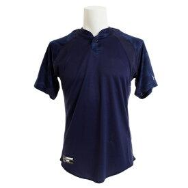 ポイント最大12倍!要エントリー!2月25日0:00〜23:59まで アンダーアーマー(UNDER ARMOUR) スタンドカラーベースボールシャツ #1331504 MDN BB (Men's)