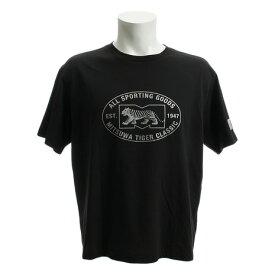 【12月1日24h限定エントリーでP10倍〜】美津和タイガー(mitsuwa-tiger) Tシャツ メンズ オーセンティック 半袖Tシャツ KSMTYF-026-090 【野球 スポーツ ウェア 一般】 (メンズ)