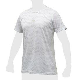 ミズノ(MIZUNO) 【多少の傷汚れありの為大奉仕】ミズノプロ デザインTシャツ 半袖 12JA9T5401 野球ウェア スポーツウェア 一般 (メンズ)