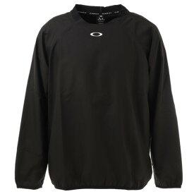 オークリー(OAKLEY) Enhance Wind クルーシャツ FOA401624-02E (メンズ)