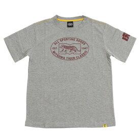 美津和タイガー(mitsuwa-tiger) ジュニア オーセンティック半袖Tシャツ KSMTJYF-026-092 (Jr)