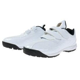ゼット(ZETT) 野球 トレーニングシューズ 一般 ラフィエット BSR8017G 1111 白 ホワイト (メンズ)