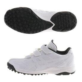 アシックス(ASICS) 野球 トレーニングシューズ 一般 ネオリバイブ (NEOREVIVE) TR 2 1123A015.100 白 ホワイト (メンズ)