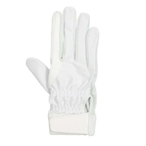 エックスティーエス(XTS) 守備用手袋 ナノフロント 右手用 727G3KA001R WHT (Men's)