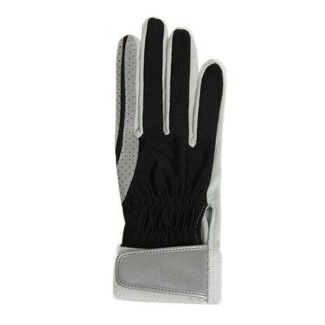 スポルディング(SPALDING) 守備用手袋 ナノフロント 右手用 BLK (Men's)