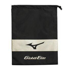 ミズノ(MIZUNO) グローバルエリート シューズ袋 11GZ171000 (メンズ、キッズ)