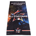 ALL STAR GAME バスタオル A2452417 All Star Game