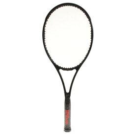 ウイルソン(WILLSON) 硬式用テニスラケット 2019 PRO STAFF RF97 AUTOGRAPH BLACK in BLACK WRT73141S (Men's、Lady's、Jr)