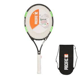 パシフィック(PACIFIC) ジュニア 硬式用テニスラケット COMP25 PCJ-9253 NVYLIM (キッズ)