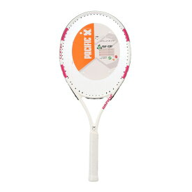 パシフィック(PACIFIC) ジュニア 硬式用テニスラケット COMP25 PCJ-9253 WHTPNK. (キッズ)