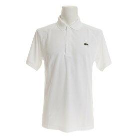 ラコステ(LACOSTE) テクニカルピケ テニス ポロシャツ DH9631L-001 (Men's)