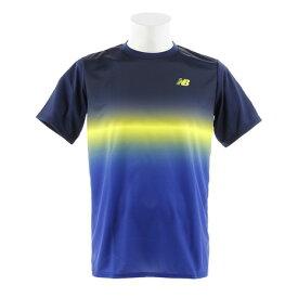 ニューバランス(new balance) チャレンジャー 半袖ゲームシャツ JMTT8503PC (Men's)