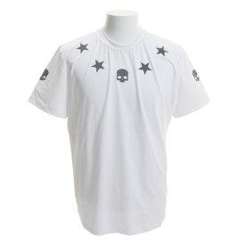 ハイドロゲン(HYDROGEN) テク Tシャツ T00026WHITE (Men's)