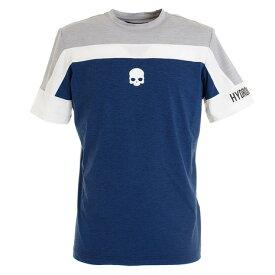 ハイドロゲン(HYDROGEN) TECH Tシャツ T00125 BLUE (Men's)