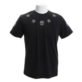 ハイドロゲン(HYDROGEN) テニス ウェア レディース tシャツ テク Tシャツ T00026BLACK (メンズ)