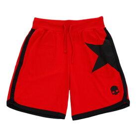 ハイドロゲン(HYDROGEN) テニス ウェア メンズ TECH STAR ショートパンツ T00080RED (メンズ)